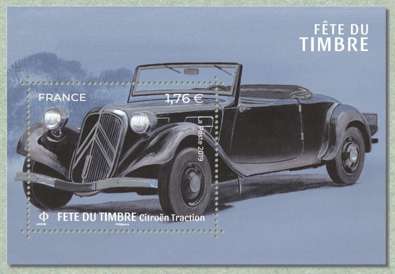 C'est la Fête du timbre ce week-end à Bastelicaccia