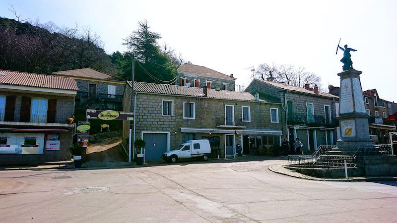 La maison de Santé de Levie