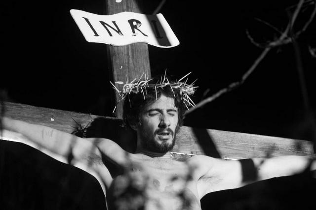 "Un Via Crucis ""revisité"" par le Svegliu Calvese"