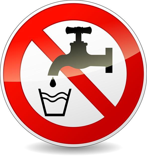 Bastia : Avis de coupure d'eau lundi 18 mars