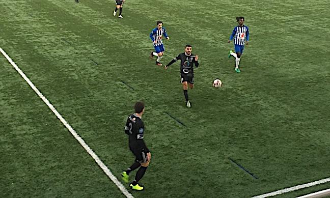 L'AS Furiani-Agliani s'incline à Poissy (4-2)