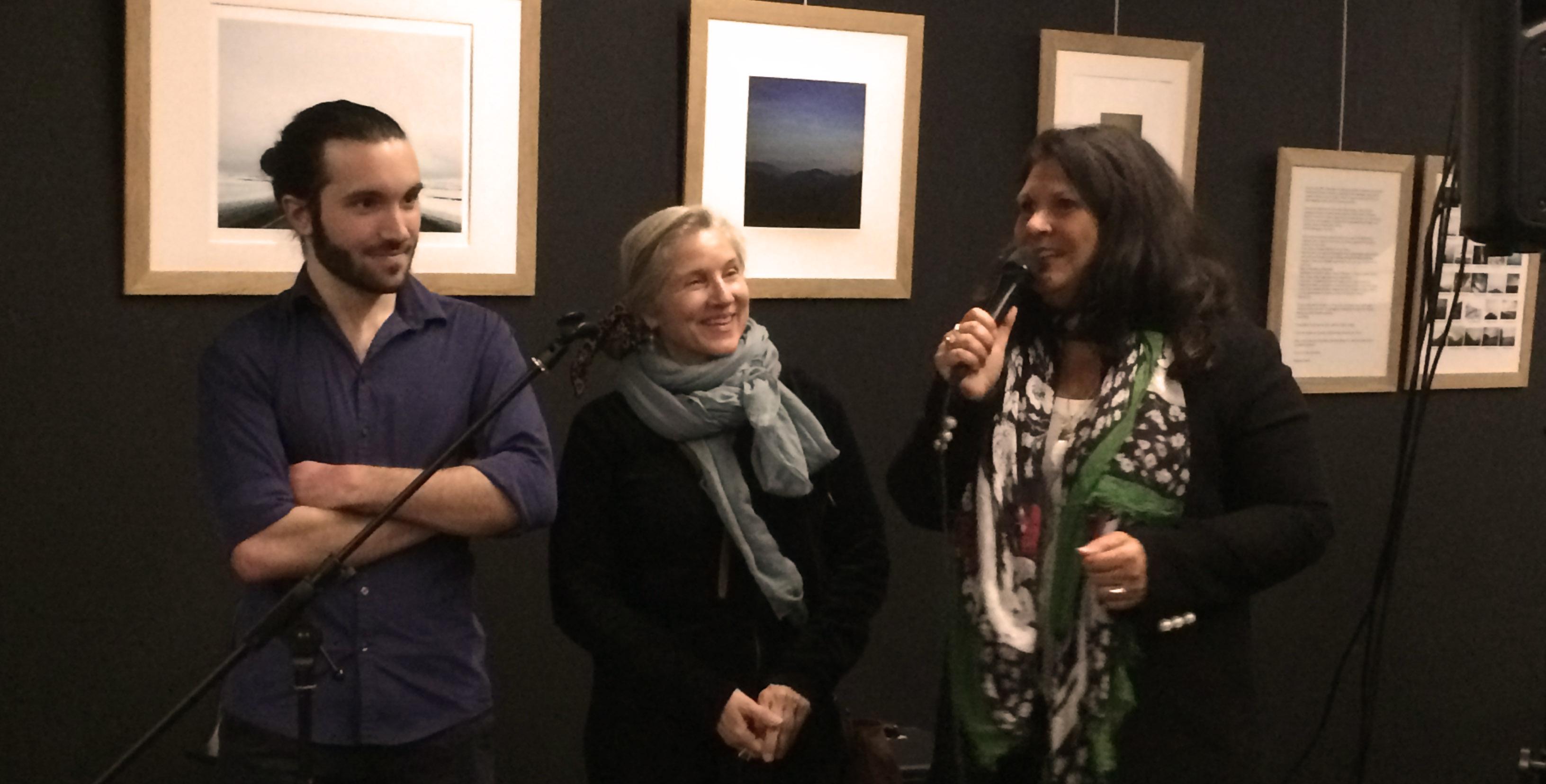 Bastia : Stéphane Dominici expose à l'Alb'oru