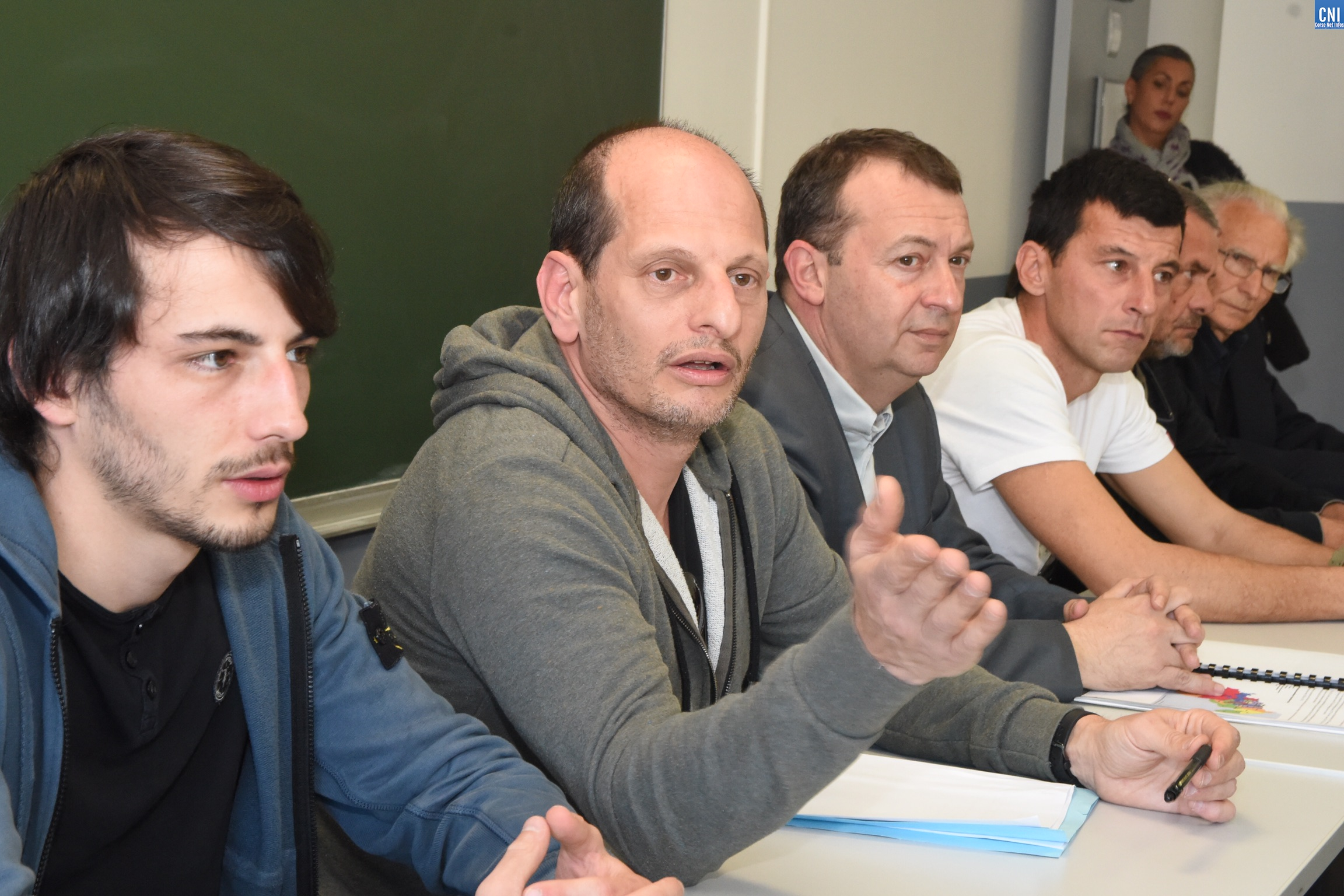 """A Ripressione Basta"" : Patriotti appelle à manifester le 13 avril à Bastia"