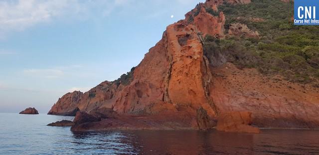 Le tourisme menace la réserve de Scandola