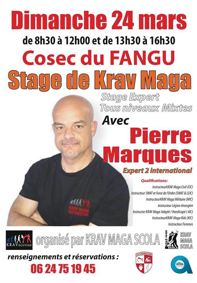 Bastia: L'essor du Krav Maga!