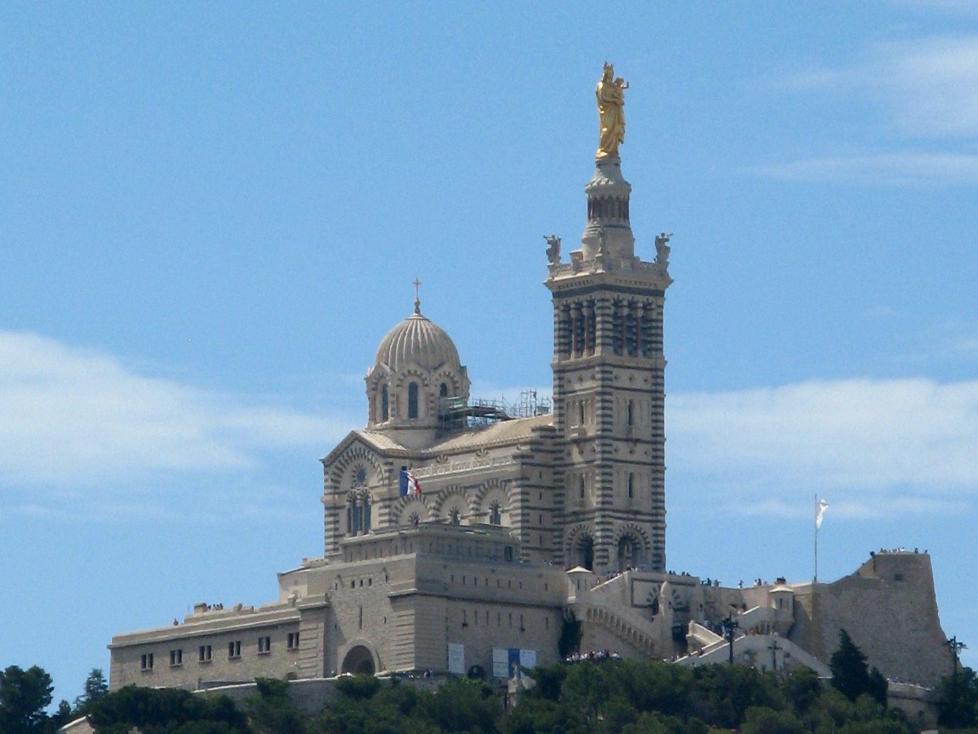 Pèlerinage des corses ce lundi 25 mars à Notre-Dame de la Garde de Marseille