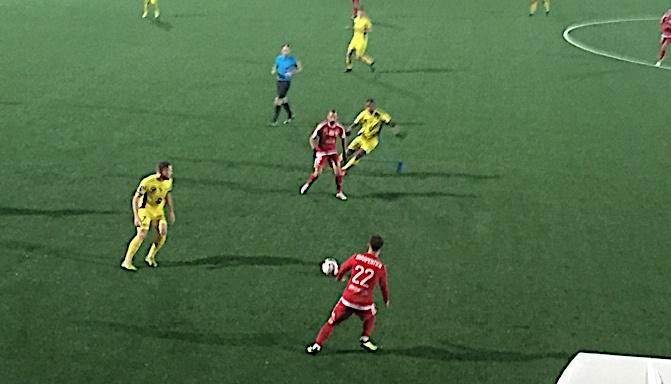 National 2 : LE FC Bastia-Borgo défait à Boulogne-Billancourt (2-1)