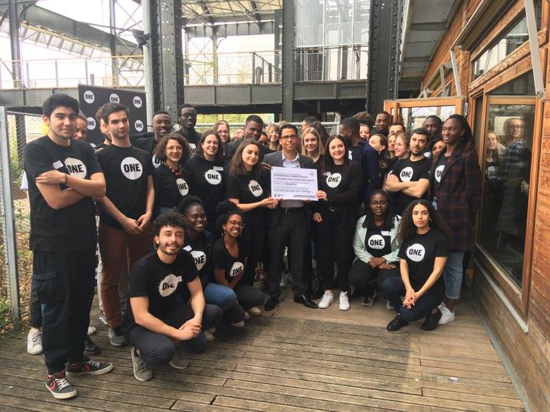 Elections européennes 2019 : Deux corses à la rencontre des candidats pour lutter contre l'extrême pauvreté