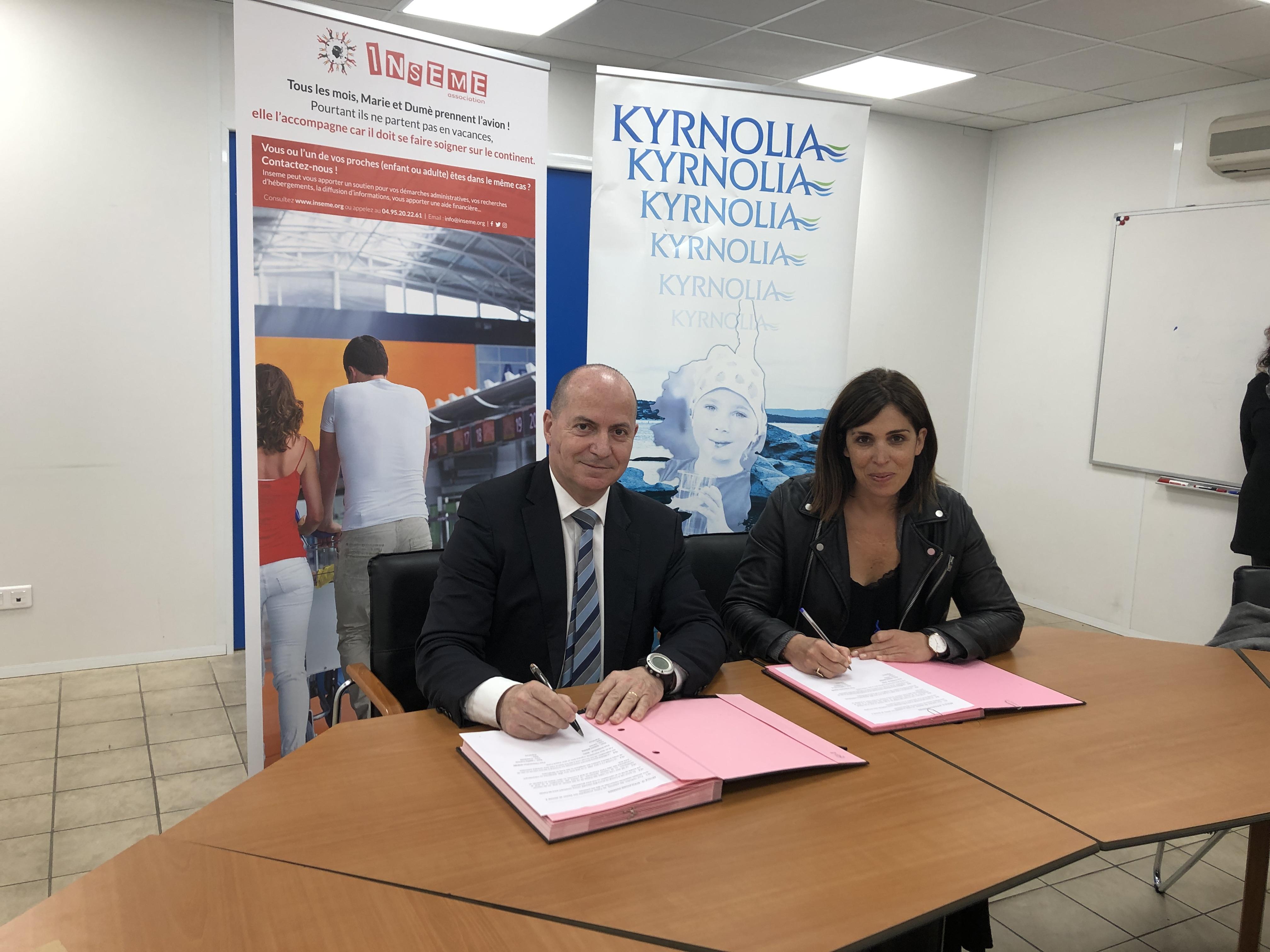 Corse : Pour chaque client qui passe à la facture électronique, Kyrnolia reversera 1€ à Inseme