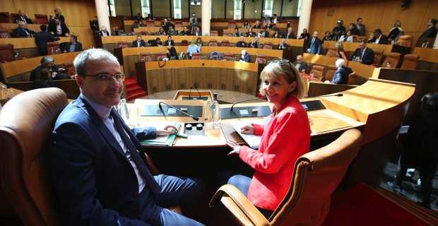 Assemblée de Corse : Avant la venue de Macron, la Préfète de région sur la sellette
