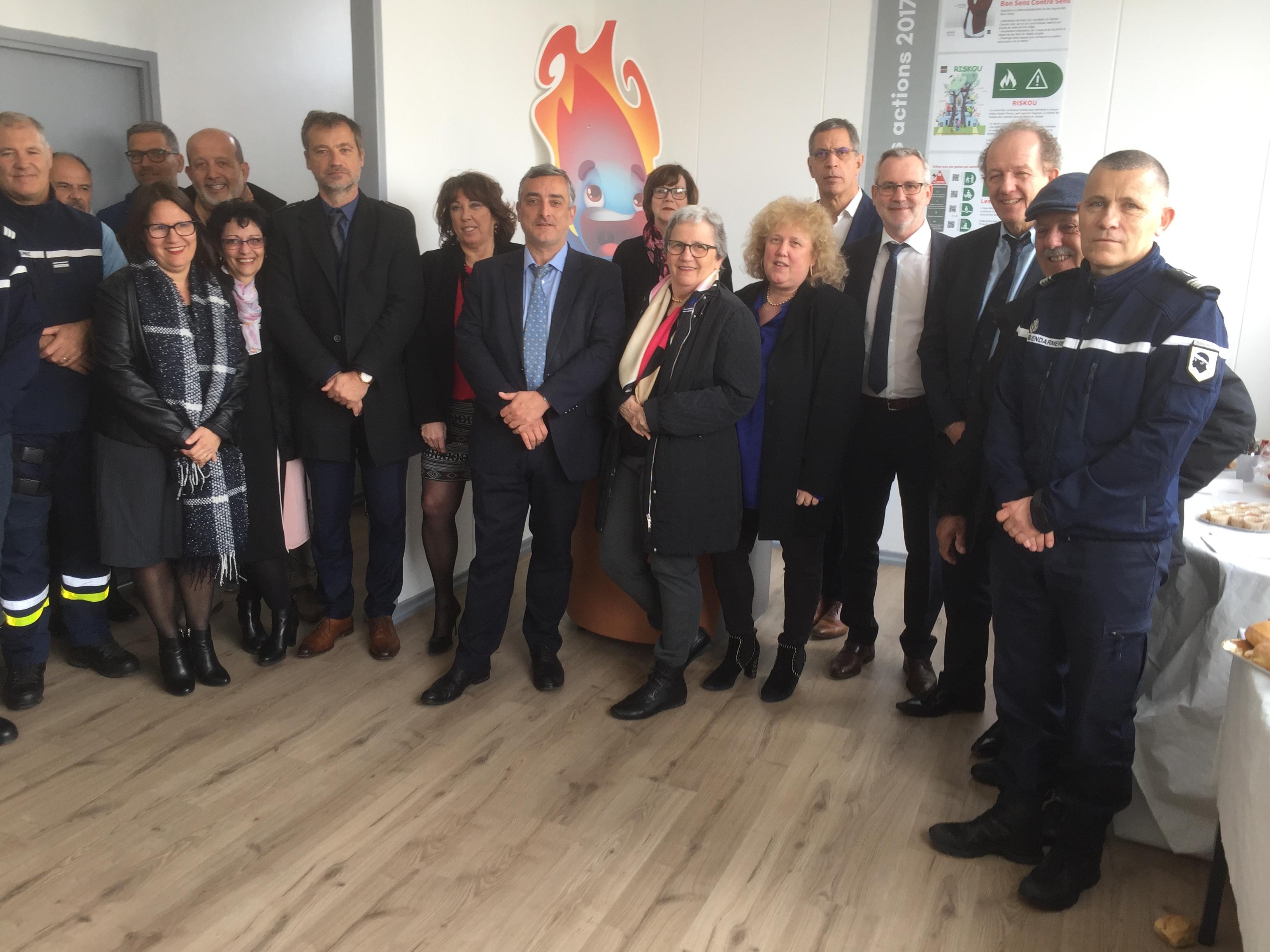 Une antenne «Prévention MAIF » a ouvert ses portes à Bastia