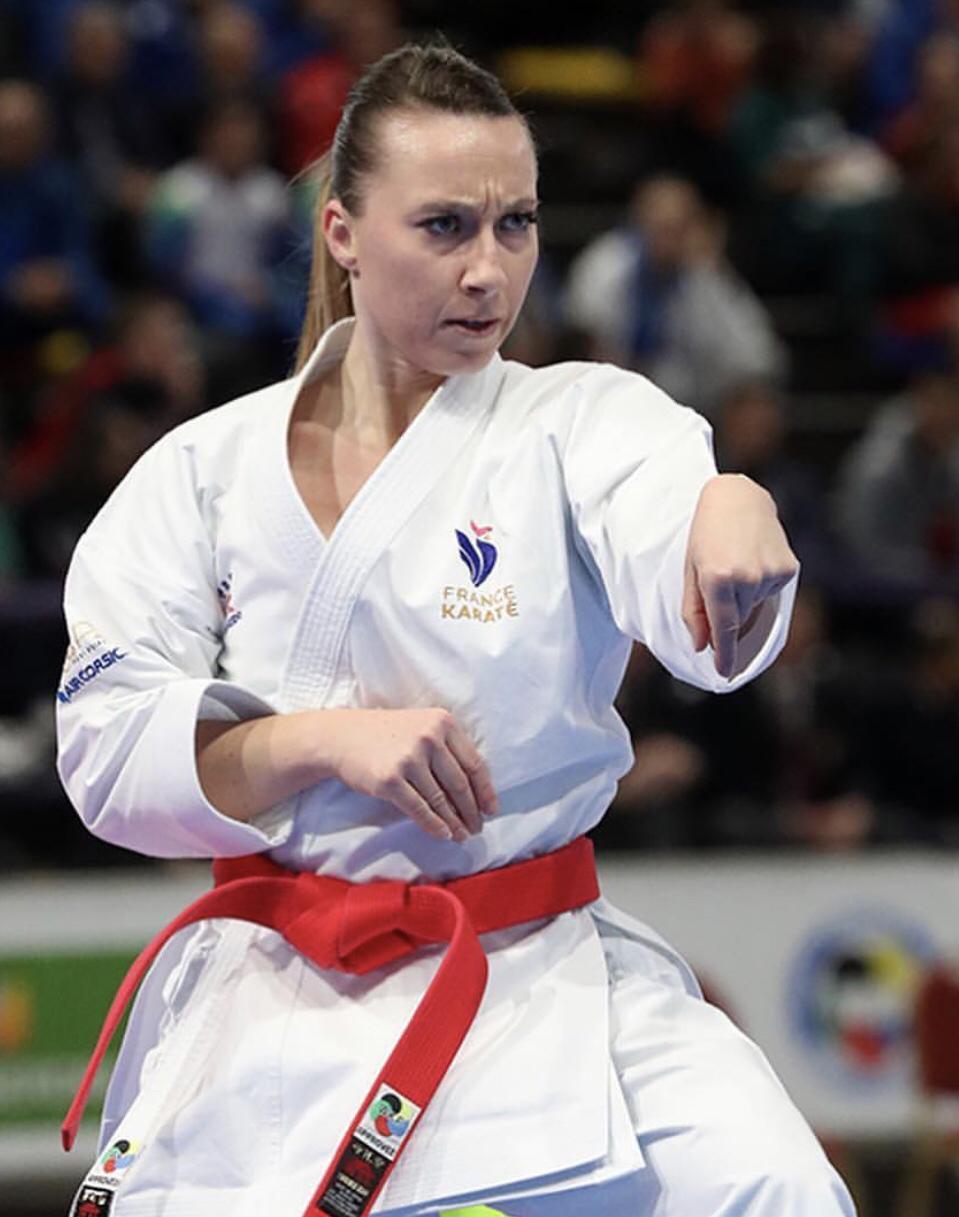 Championnats d'Europe de karaté 2019 : l'ajaccienne Alexandra Feracci en lice pour la 3ème place