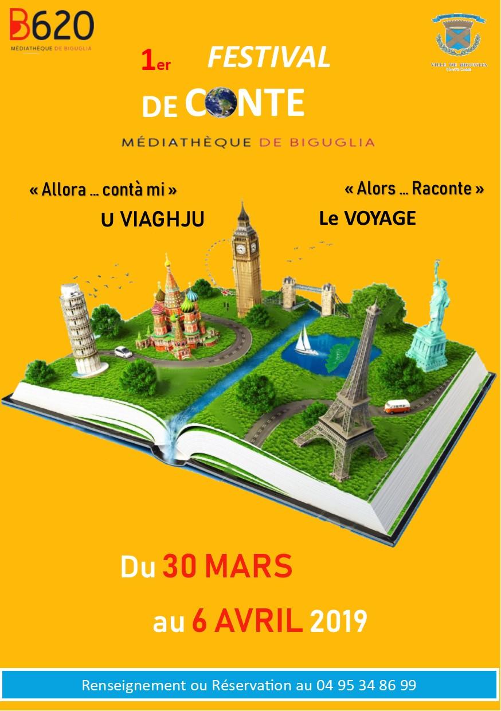 """Biguglia : La 1ère édition d'un """"festival de conte"""""""