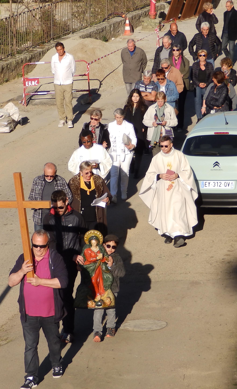 Calcatoghju : Le village fête sa sainte patronne