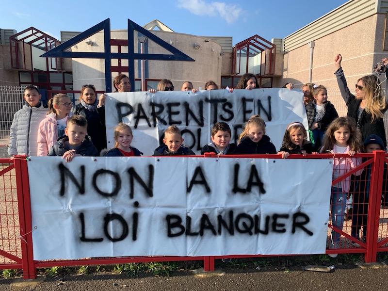 Taglio-Isolaccio : Manifestation de parents d'élèves ce jeudi contre le projet de loi Blanquer