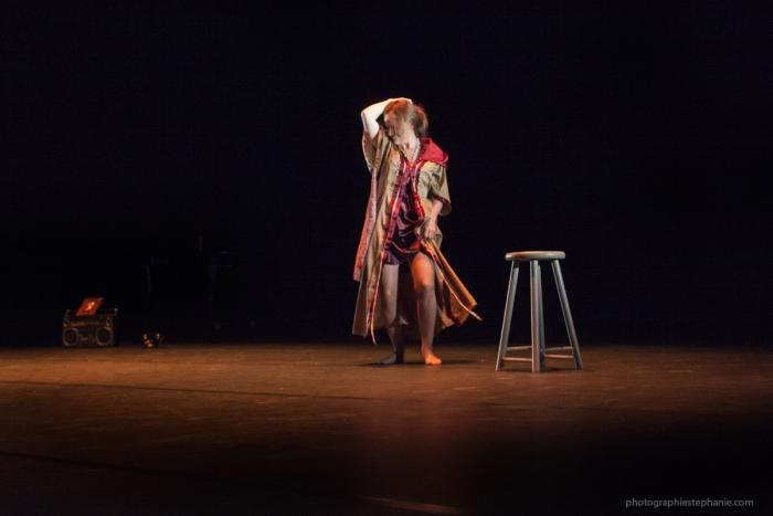 """""""Une femme seule"""" le  6 avril à l'Auditorium de Pigna"""