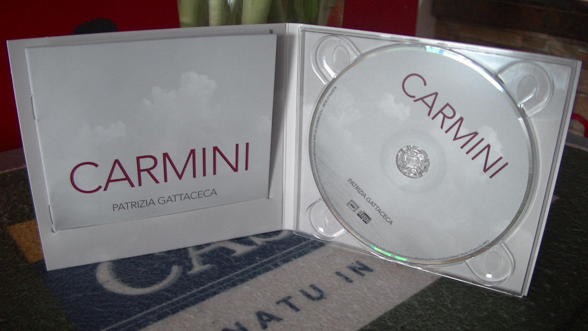 Musique : Le tout nouveau bijou de Patrizia Gattaceca