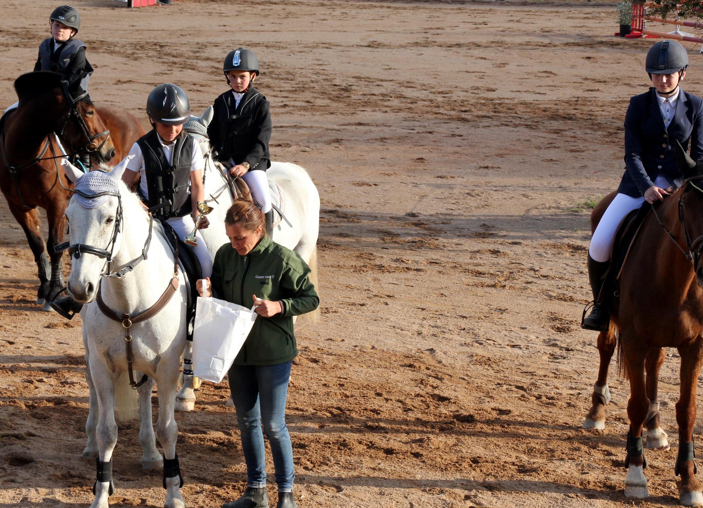 Equitation : Beau succès du CSO de Cardettu