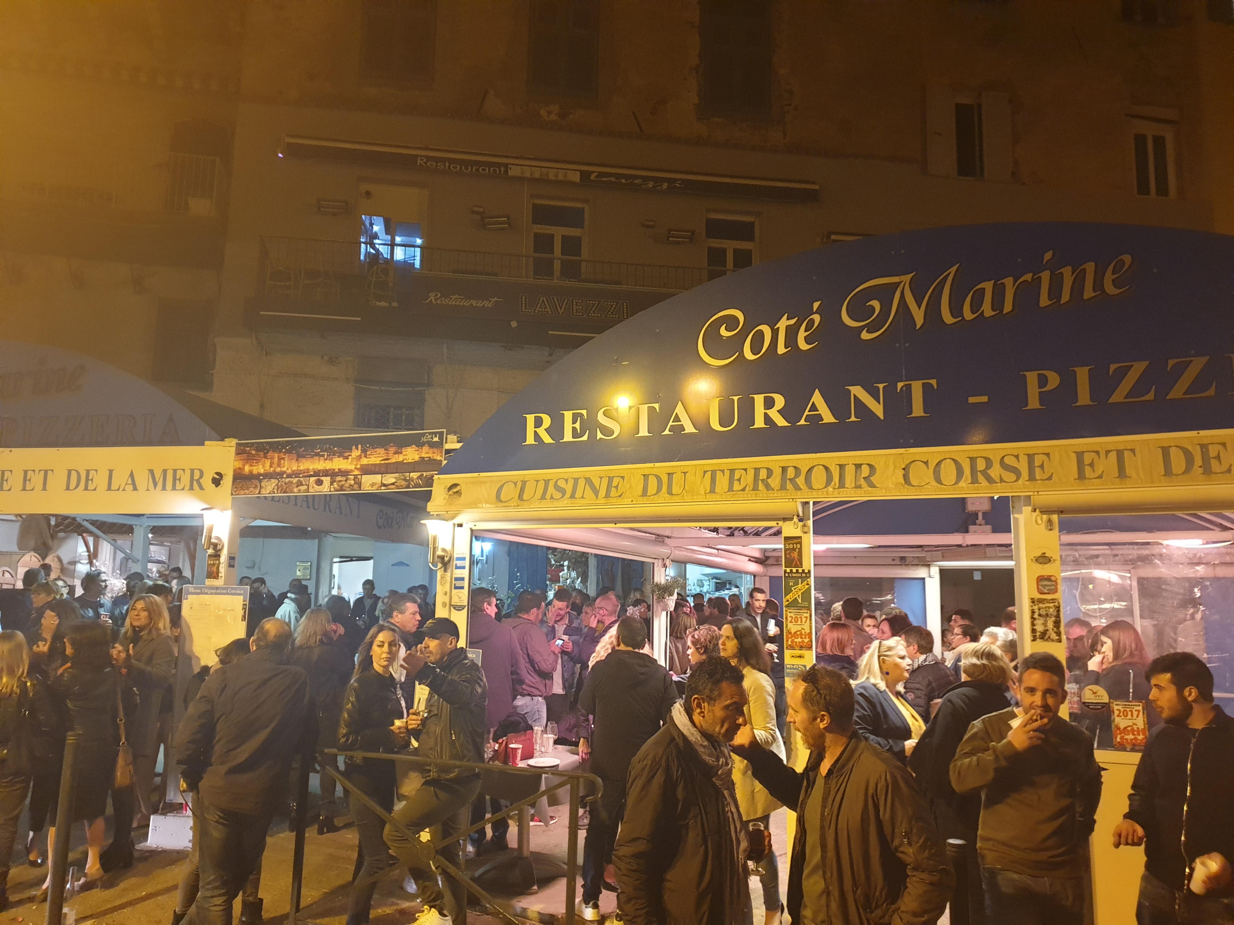 """A Bastia """"Côté Marine"""" lance sa saison 2019"""