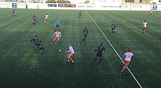 National 2 : Furiani-Agliani tombe à Nantes (0-1)