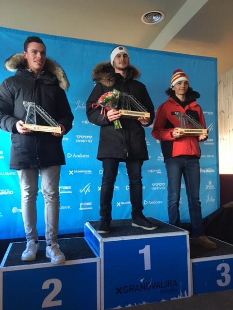 Coupe du Monde de ski de vitesse : Killian Thiercelin vainqueur de la dernière épreuve