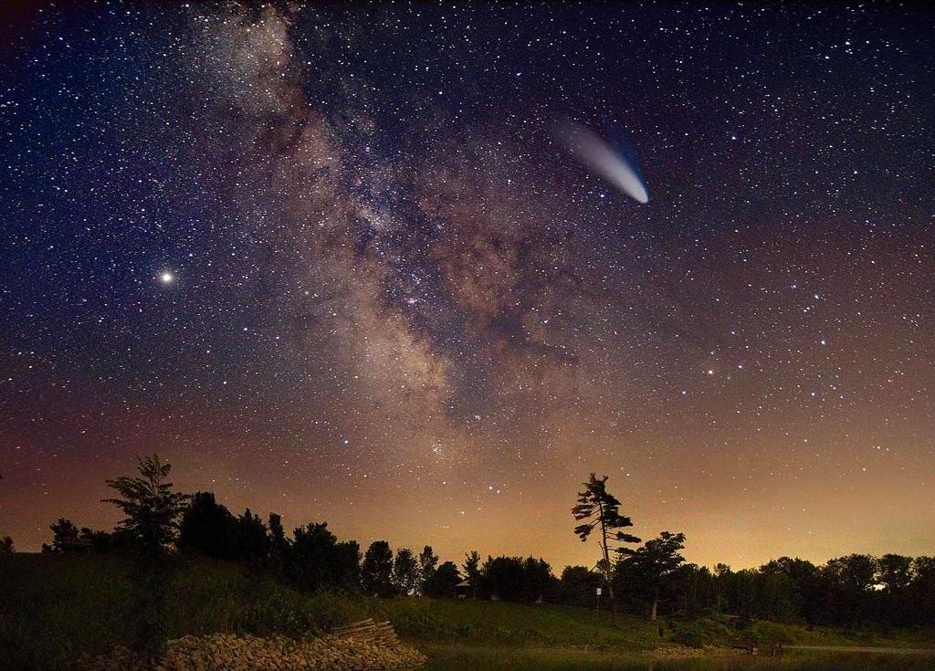 Rendez-vous au Club  Ajaccien d'Astronomie ce vendredi