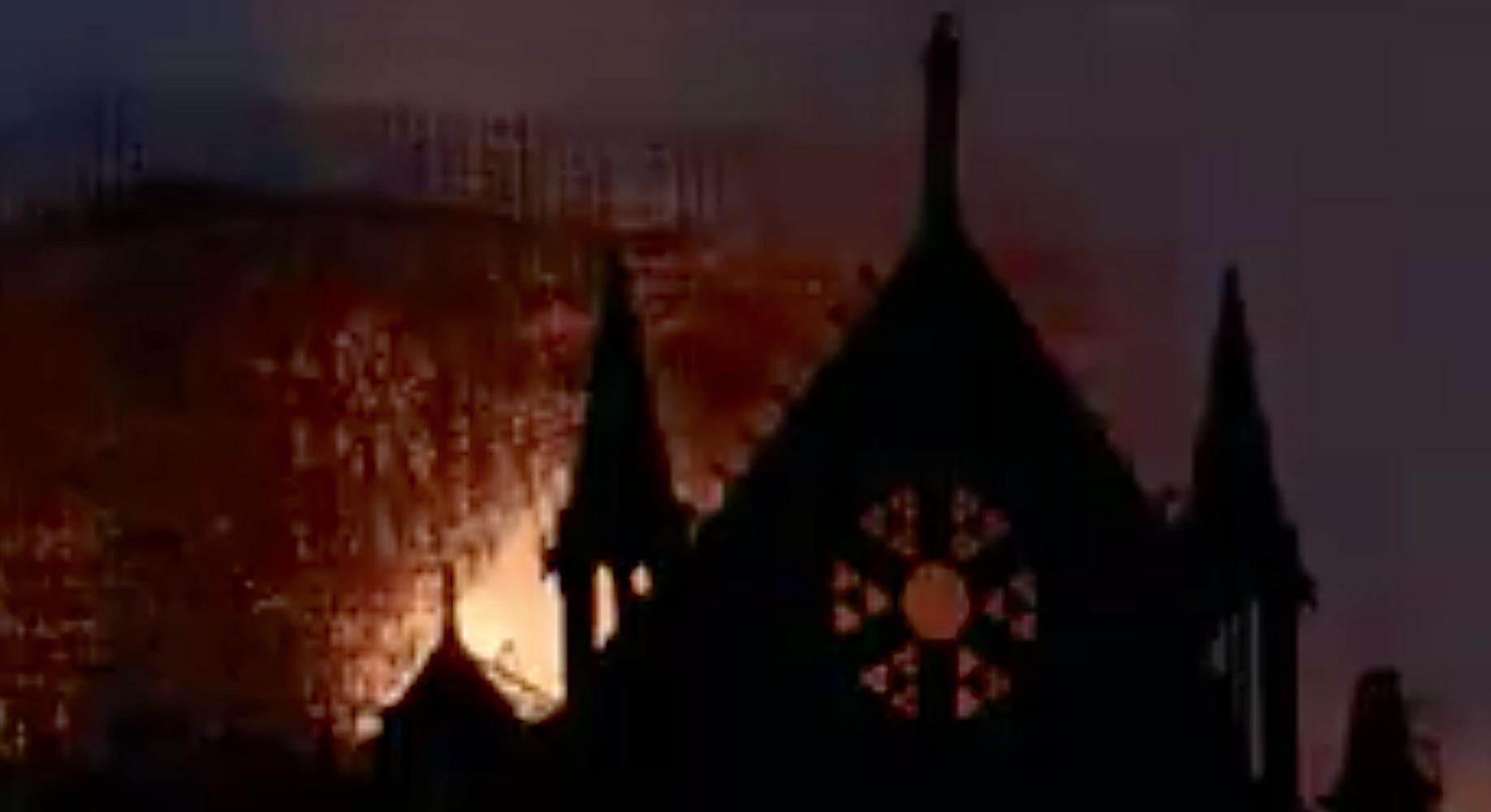 Incendie de Notre-Dame : la Fondation du Patrimoine lance une collecte nationale