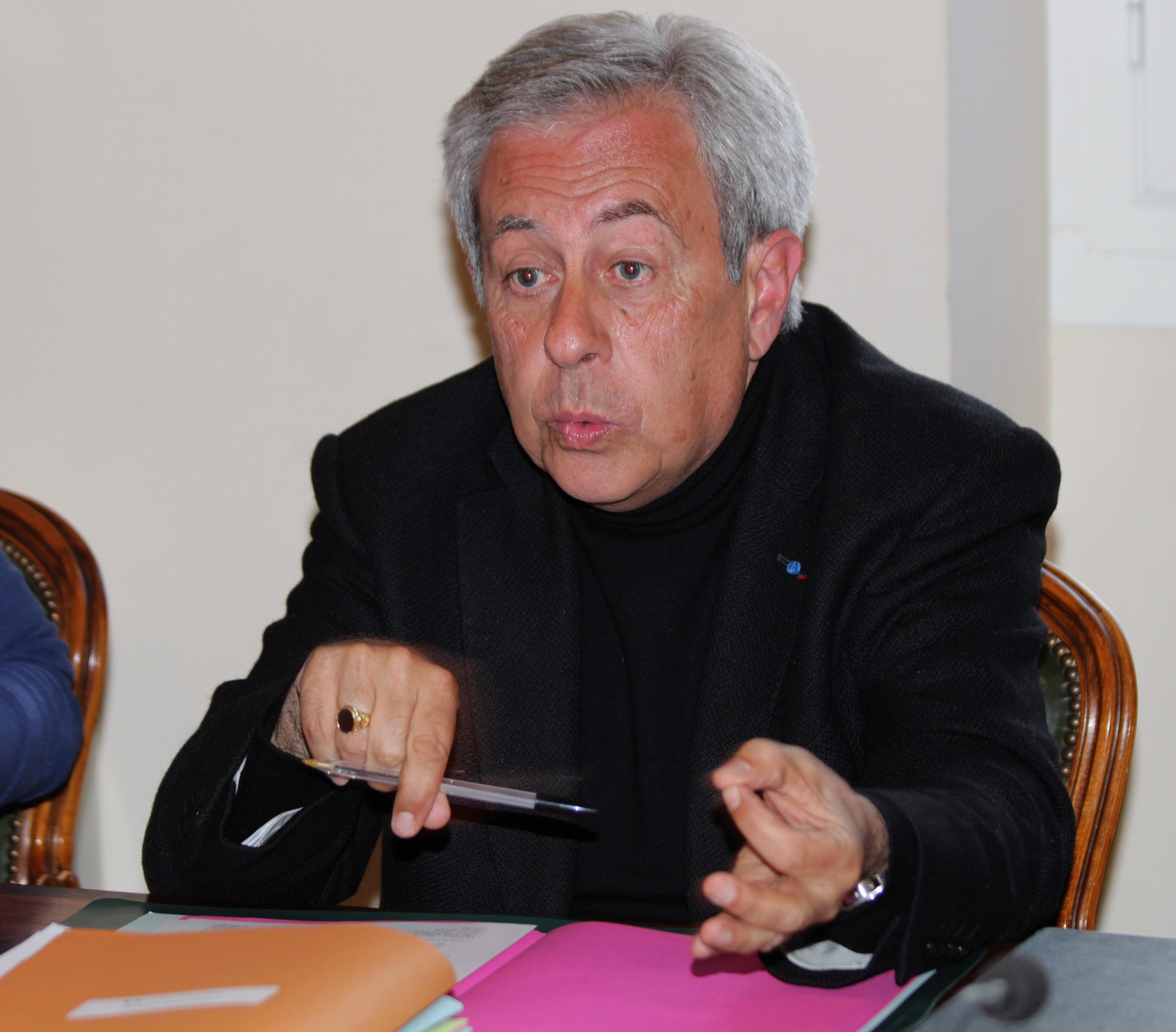 Ange Santini, Maire de Calvi