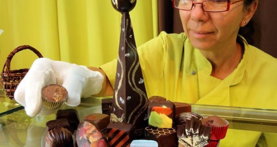 Les chocolats de Peri primés à l'International Chocolate Awards