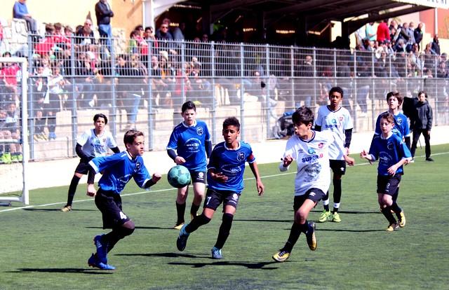 """Le tournoi de football U11-U13 """"Challenge Dominique Rutily à Calvi les 20 et 21 avril"""