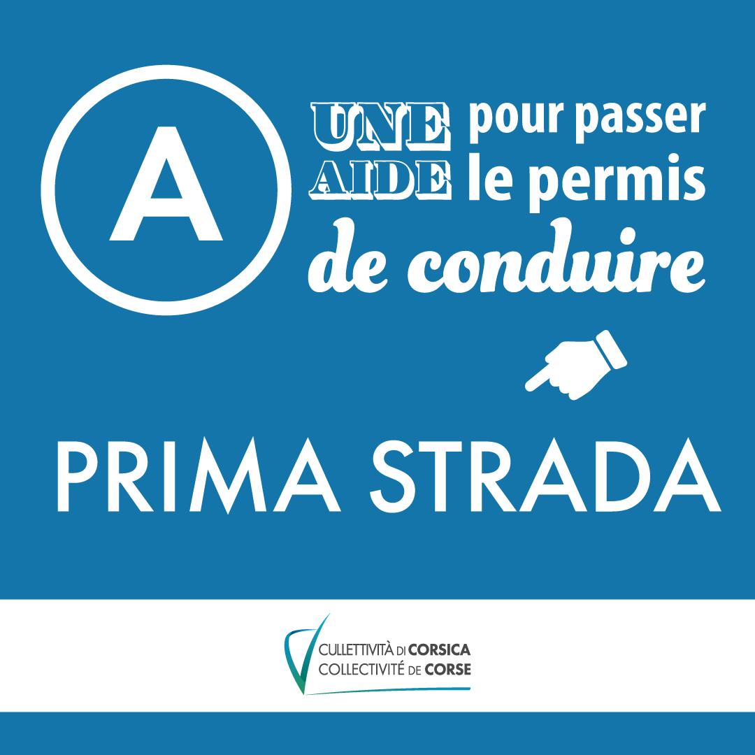 Prima Strada : 500 euros pour aider les jeunes à passer le permis de conduire