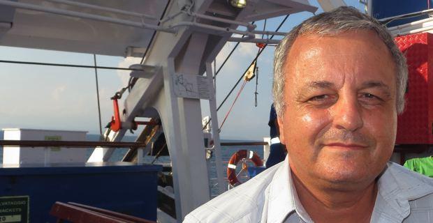 François Alfonsi candidat aux élections européennes en réunion publique à Ucciani ce mercredi