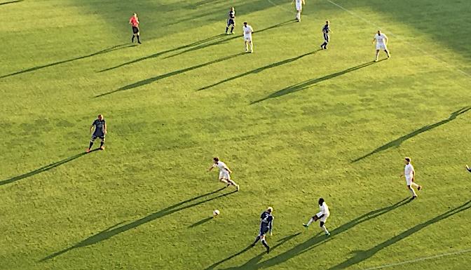 Nouvelle victoire pour le SCB et Schur, auteur d'un joli but en toute fin de match