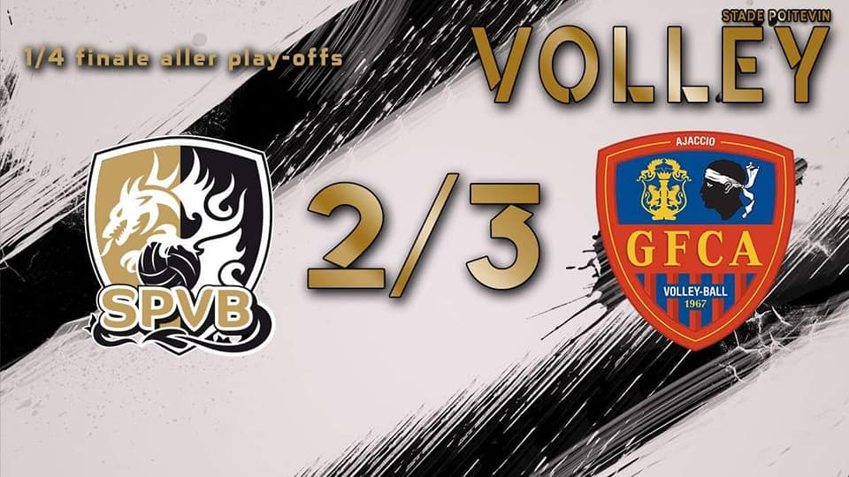 Quart de finale aller des play-off : la bonne affaire du GFCA à Poitiers