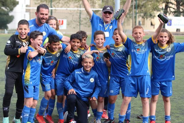 Burel FC vainqueur U11 Elite