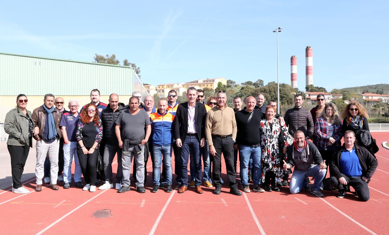 Olympiades de la Jeunesse d'Ajaccio : pour que  le sport retrouve ses valeurs