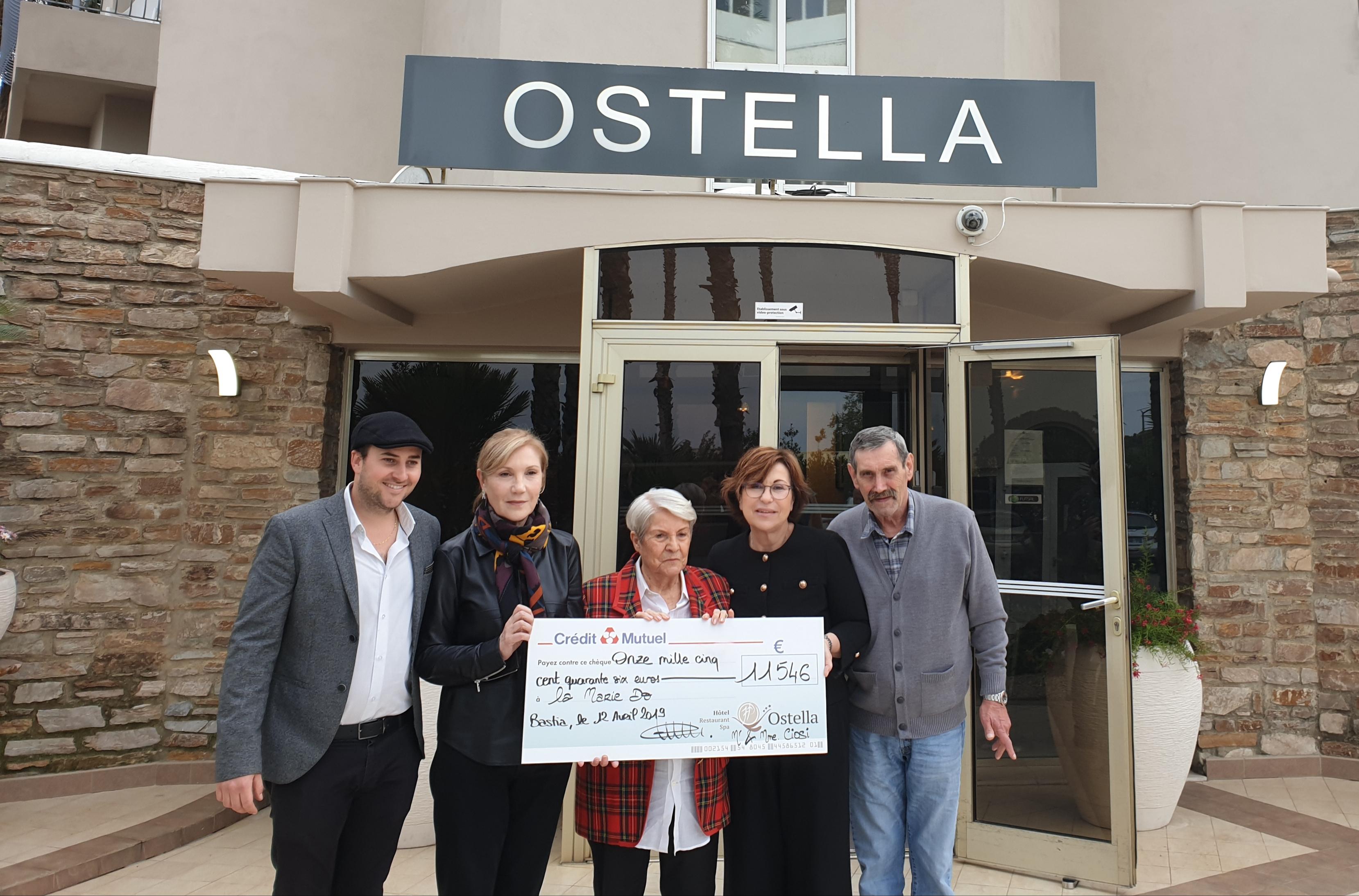 La Marie-Do et l'Ostella : Un partenariat porteur d'espoir