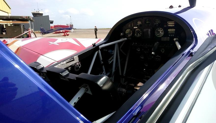 Performance et sureté, le célèbre Alphajet; le premier avion réalisé conjointement par les sociétés Dassault et Breguet. La Star c'est lui!