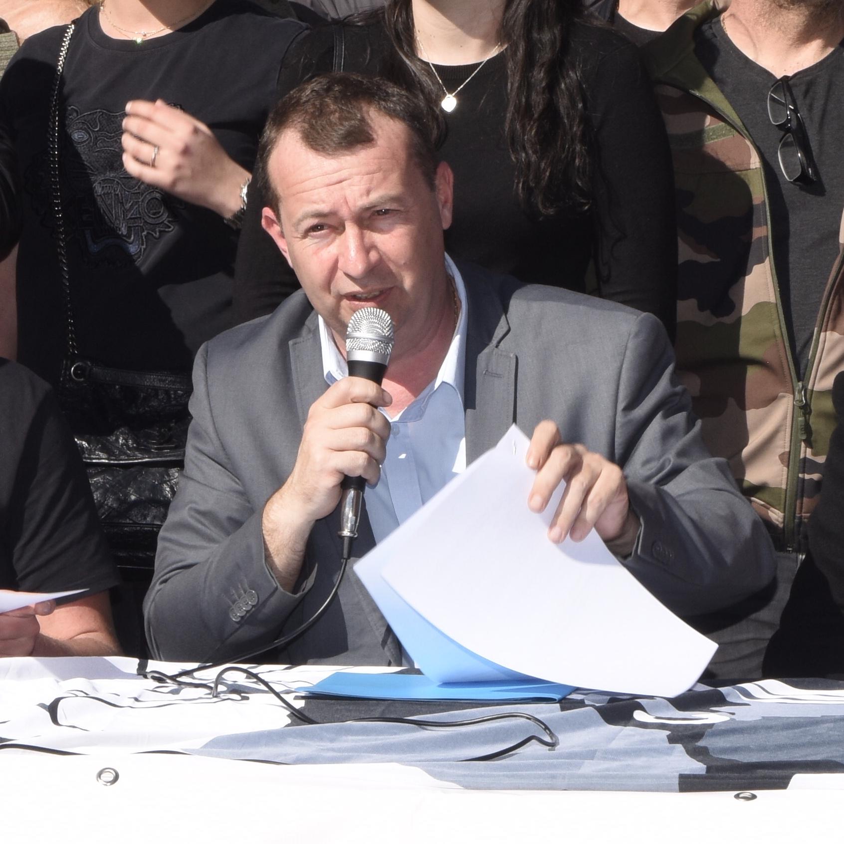 Jean-Philippe Antolini condamné à payer 1000€ d'amende
