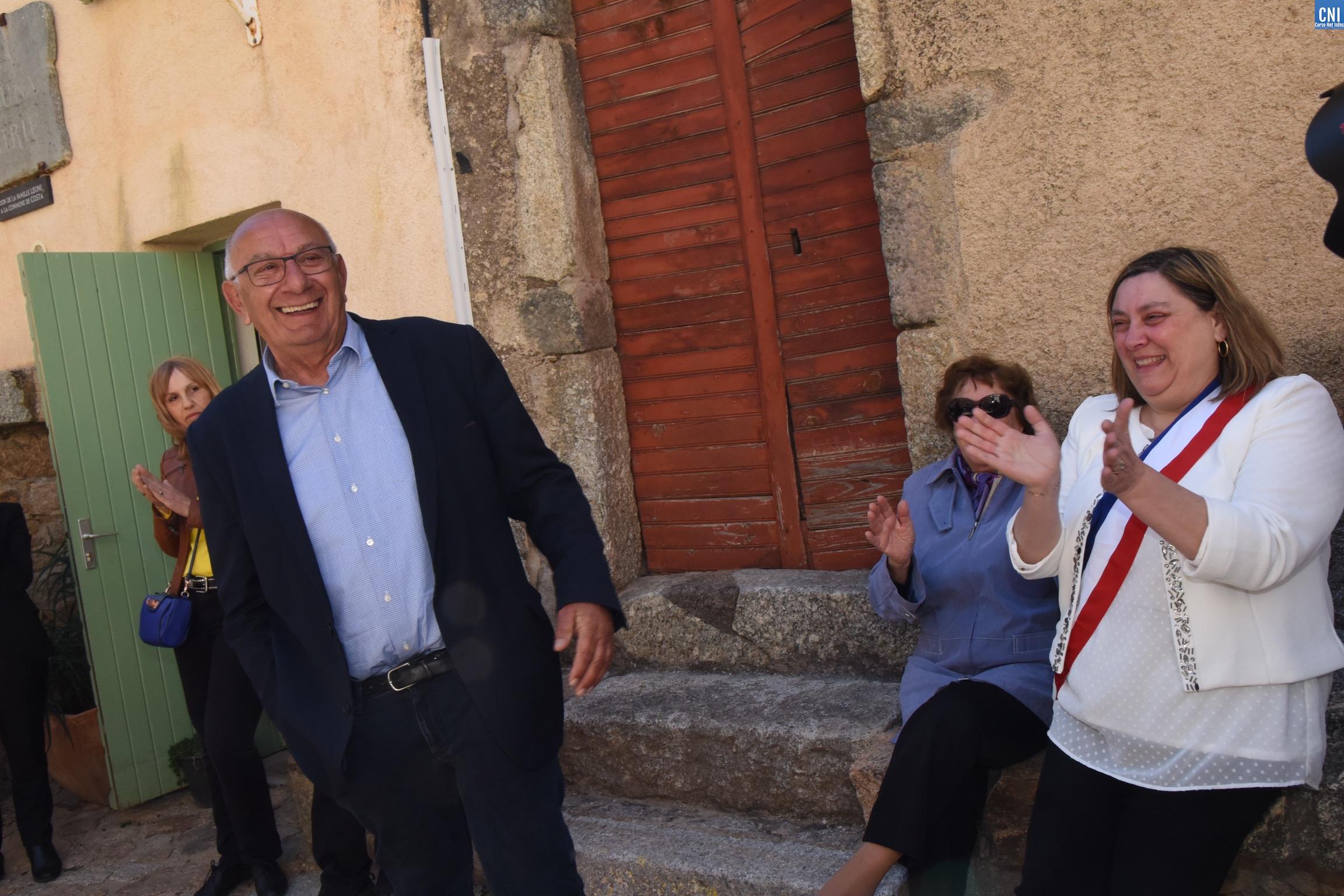 Costa : Un soutien inconditionnel à Pierre-Marie Mancini