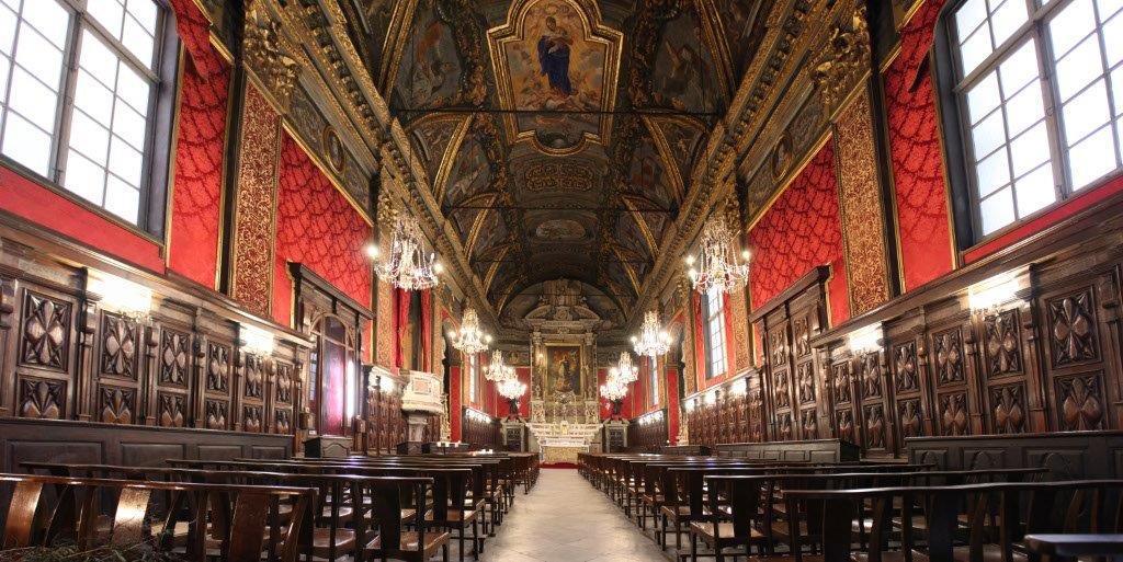 Fermeture temporaire de l'Oratoire de l'Immaculée Conception à Bastia