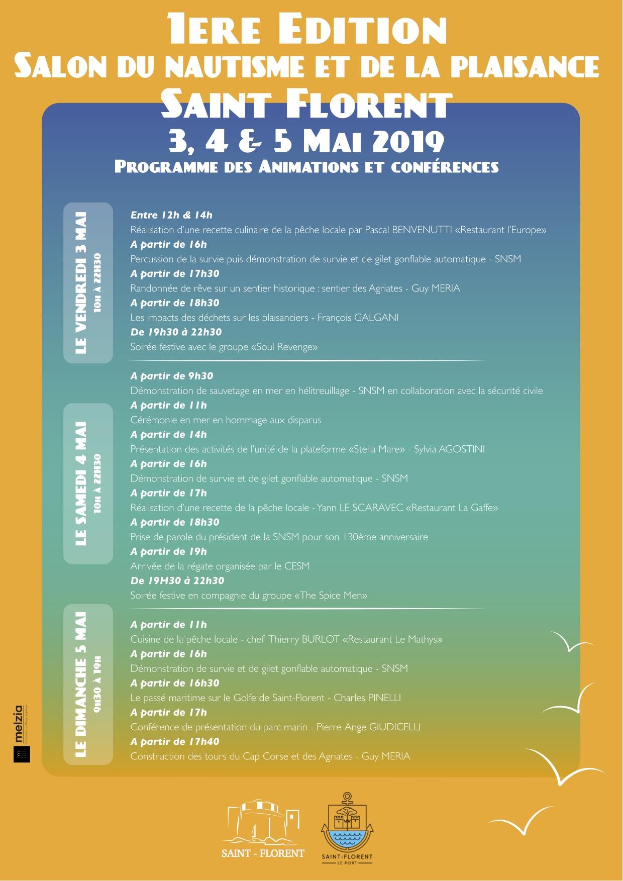 Saint-Florent : Le salon du nautisme et de la plaisance c'est ce week-end