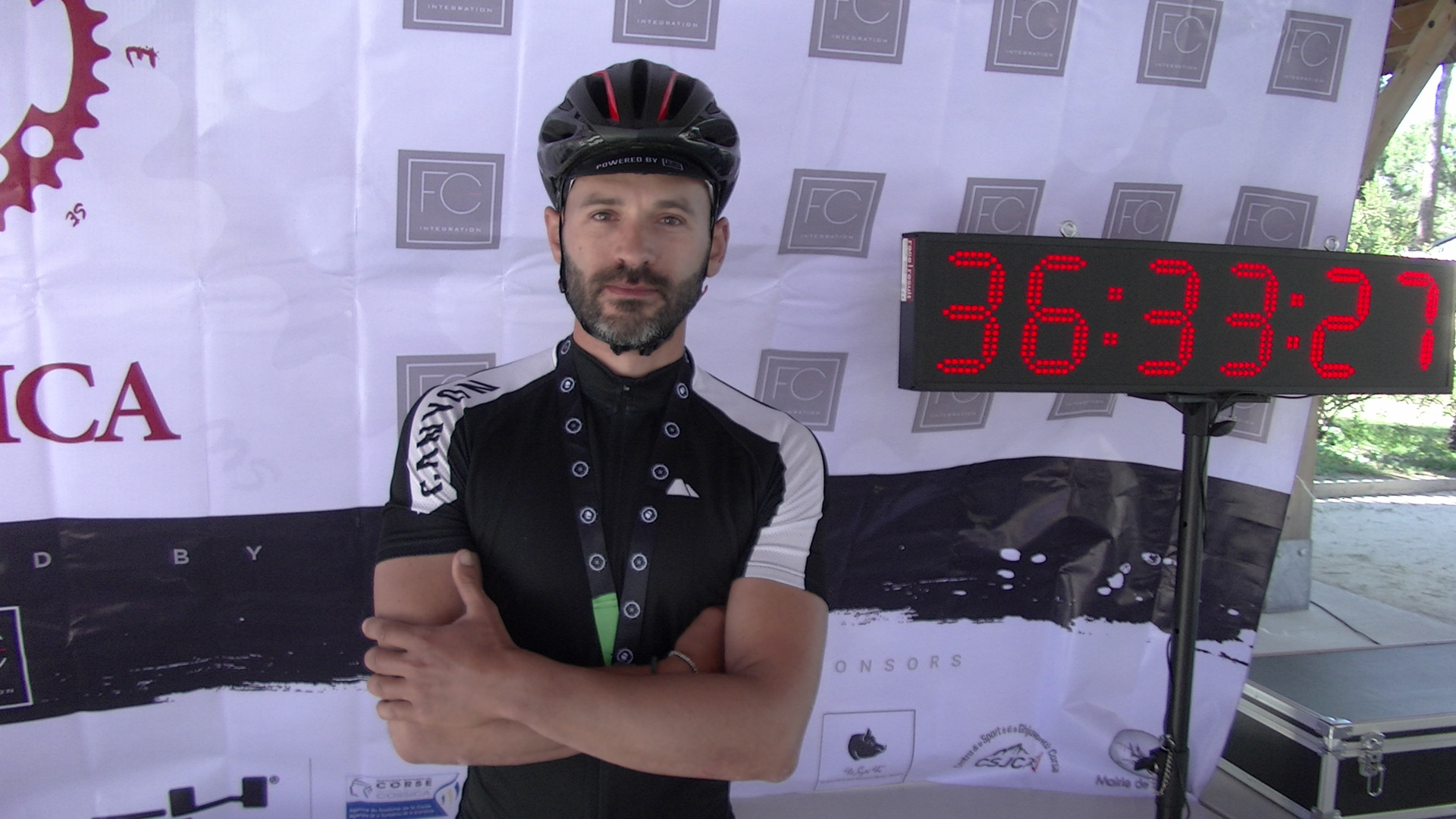 BikingMan Corsica : L'excellente 4ème place de Laurent Gambotti, premier insulaire !