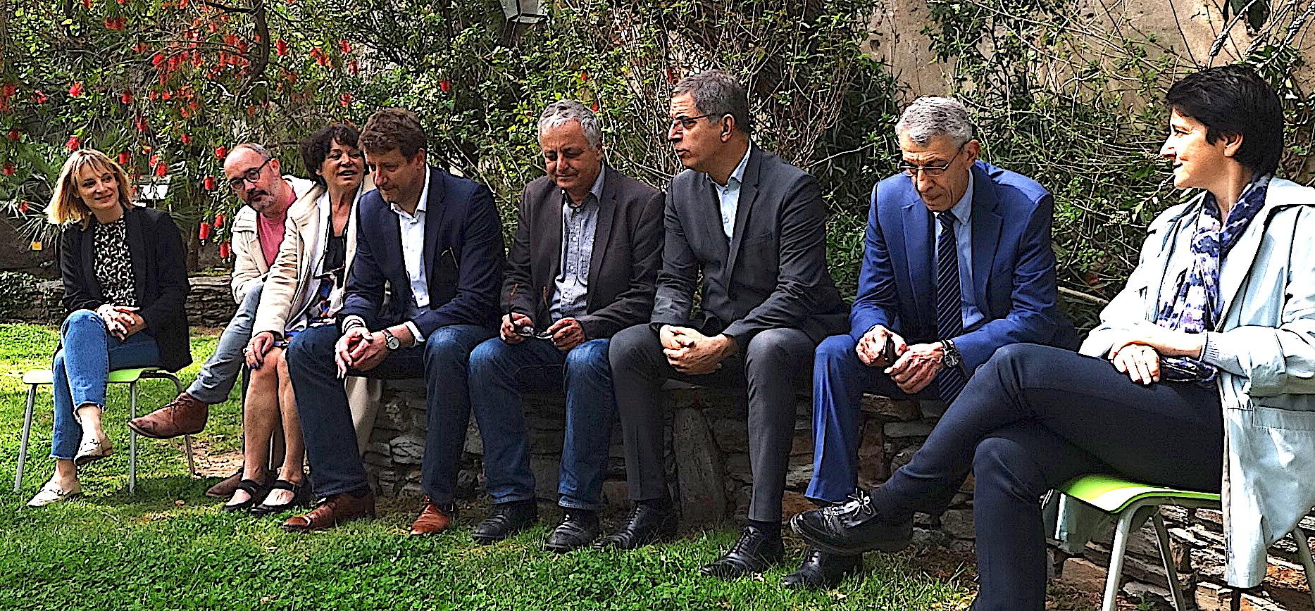 """Yannick Jadot : """"François Alfonsi sera le député corse de ce Parlement européen !"""""""