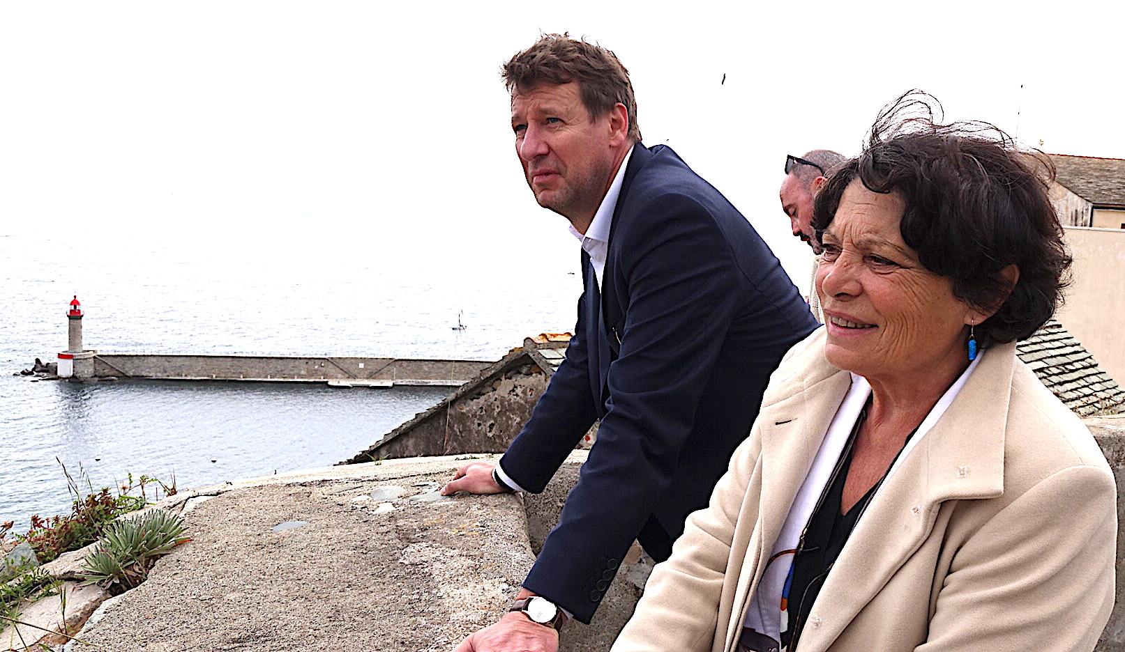 Yannick Jadot et Michèle Rivasi : L'Europe passe par la Corse