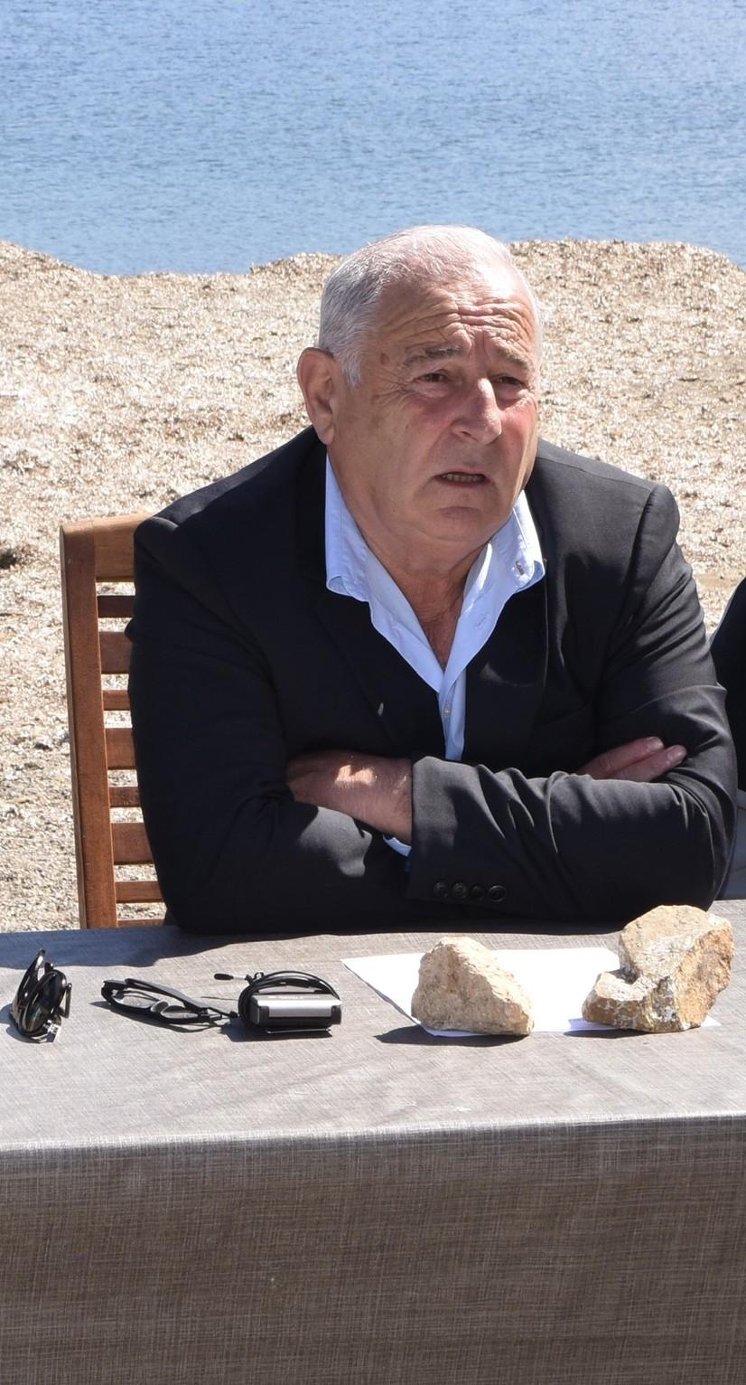 Jacques Costa, président du PNRC