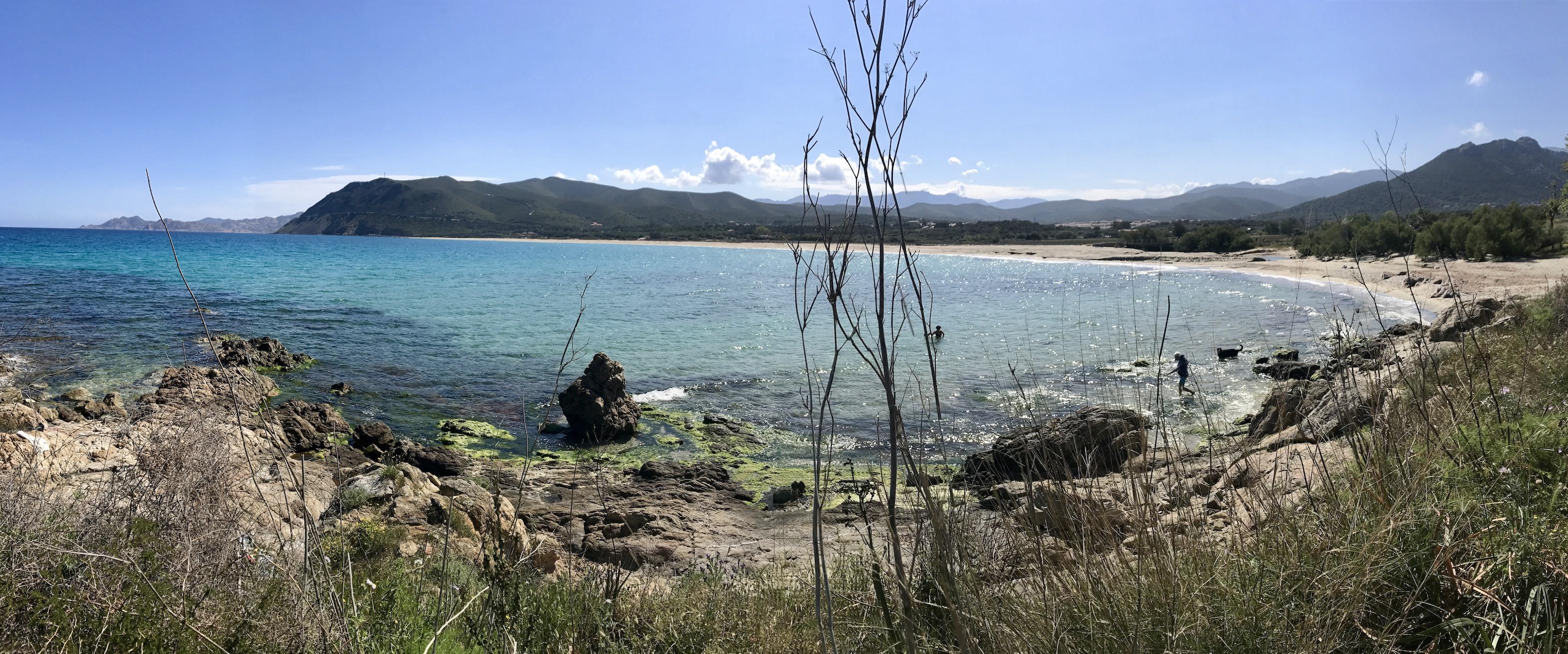 La photo du jour : La plage de l'Osari