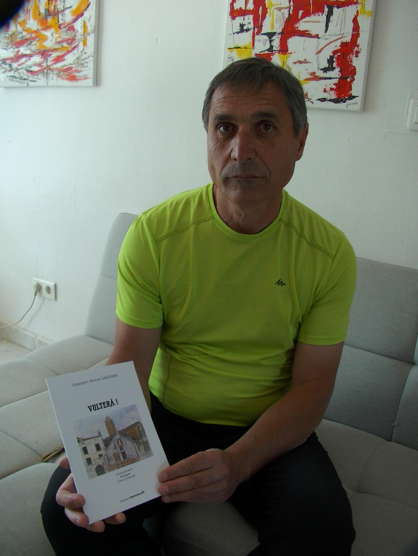 Vulterà : le nouvel ouvrage de Ghjiseppu Antone Salviani