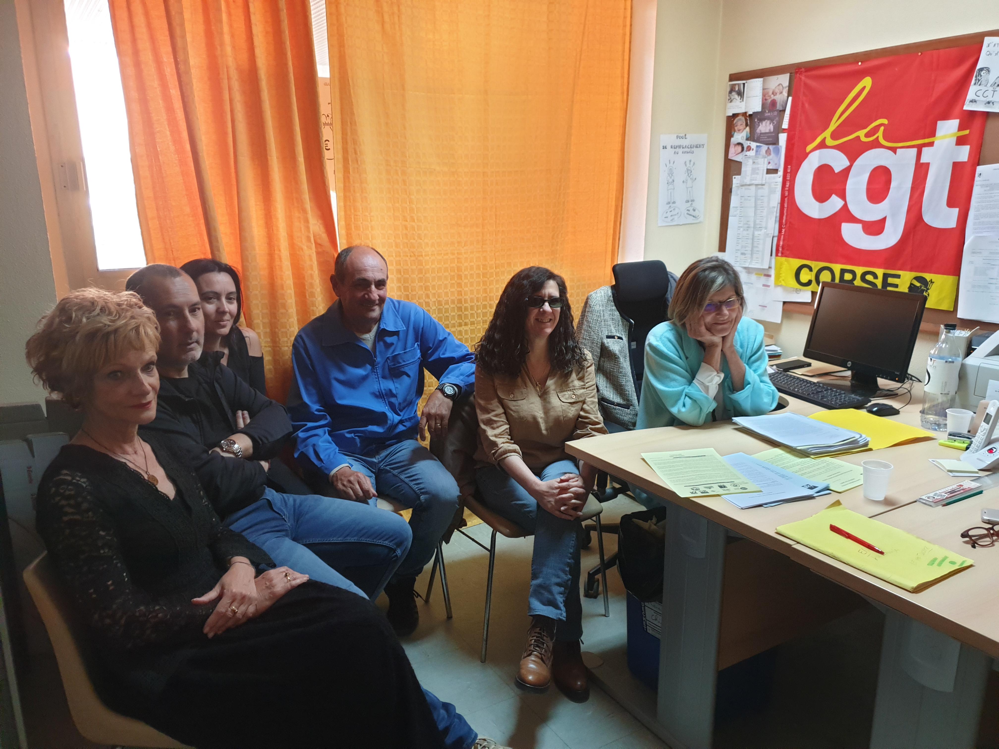 Santé : La colère de la CGT devant les 60 millions d'euros de déficit de l'Hôpital de Bastia