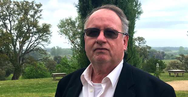Guy Lannoy, propriétaire du camping Les Oliviers à Porto.